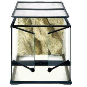 Terrarium en verre, petit, large, 45 x 45 x 45 cm - Exo Terra