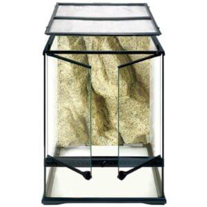 Petit Terrarium haut en verre Exo Terra