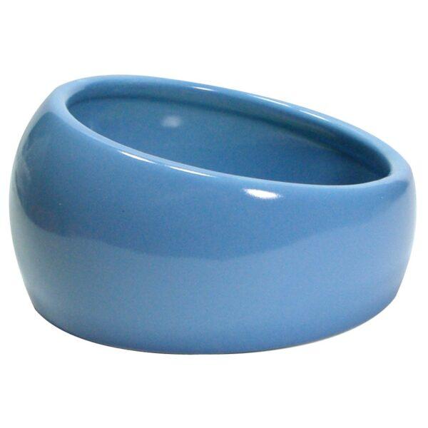 Bol ergonomique, Bleu - Living World