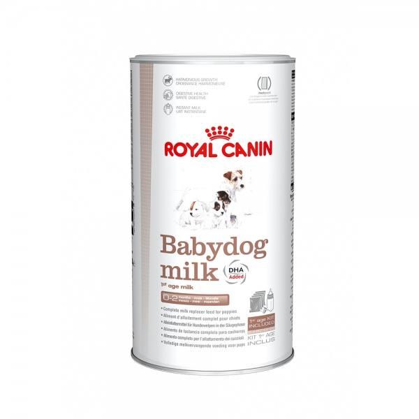 Lait pour Chiots - BABYDOG MILK - lactoremplaceur pour chiots - Royal Canin