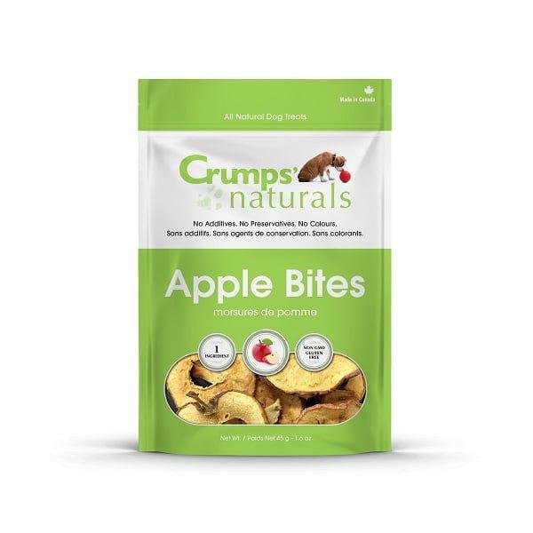 Morceaux de pomme, 45g - Crumps Naturals
