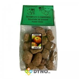 Bouchée de pomme pour Rongeurs, 70g – Vitanimaux