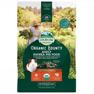 Oxbow Organic Bounty – Nourriture pour Cochon d'inde adulte, 3 lbs