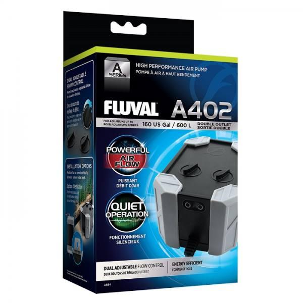 Pompe à air A402, jusqu'à 600 L (160 gal US) – Fluval